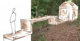 cabane 3D 2
